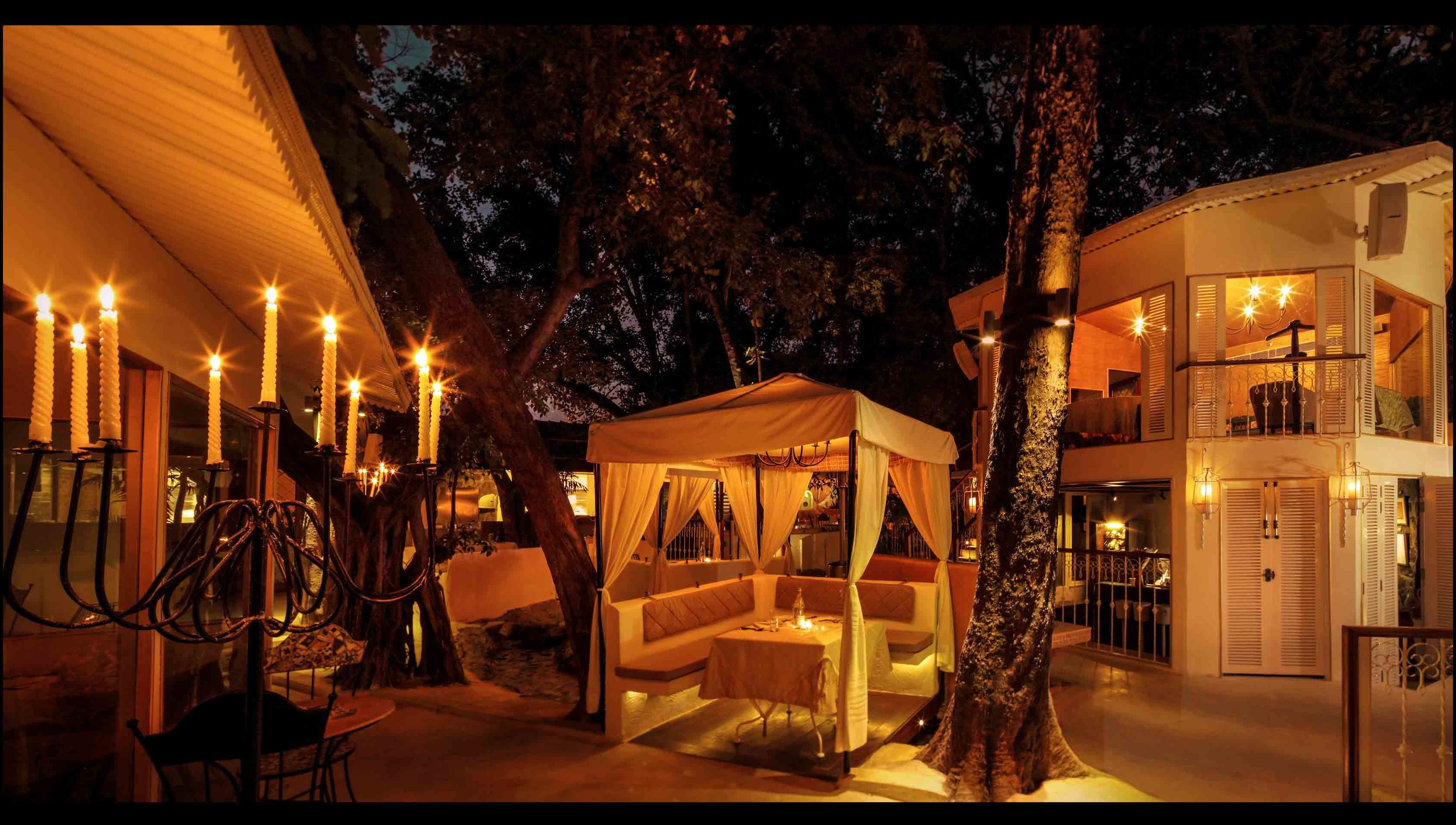 Sevilla: Most Romantic Restaurant in Delhi