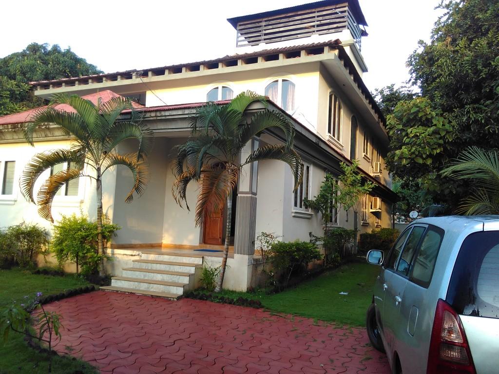 villa holiday in Goa