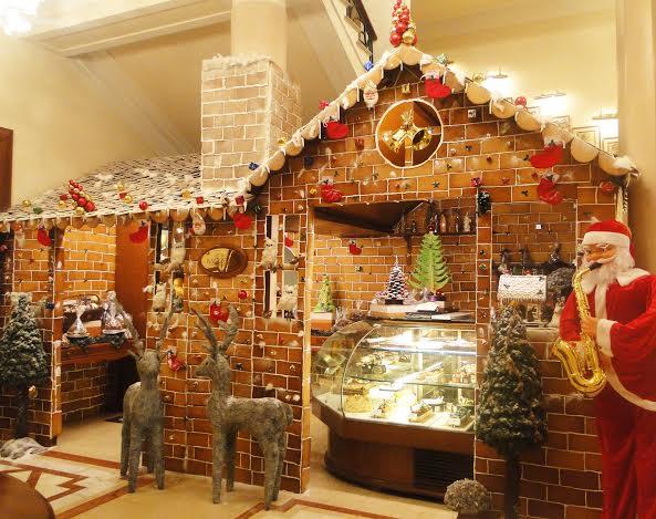 Christmas party in delhi