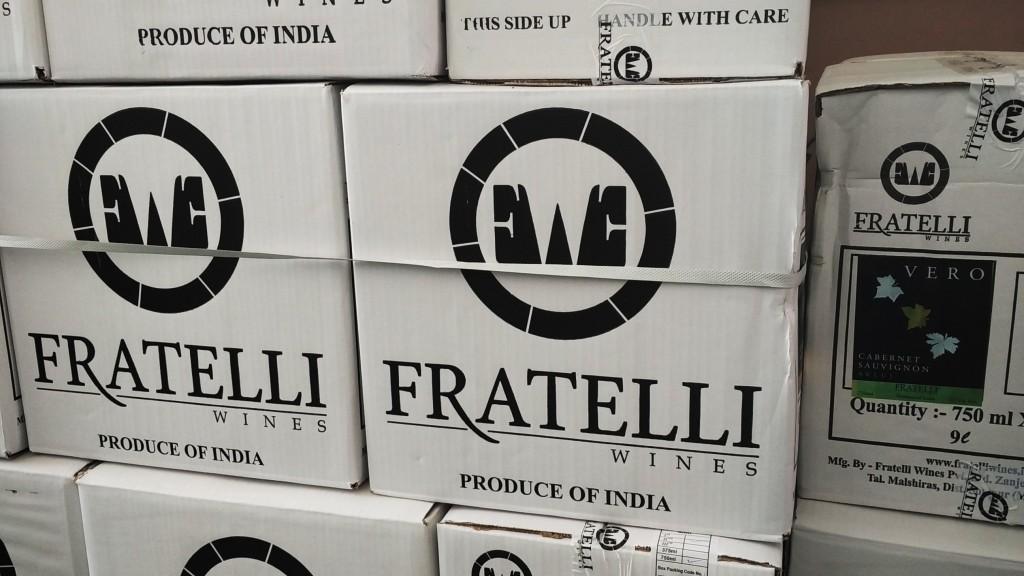 Indian wine tour