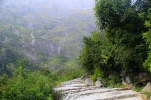 A Steep Trek to Hemkund Sahib