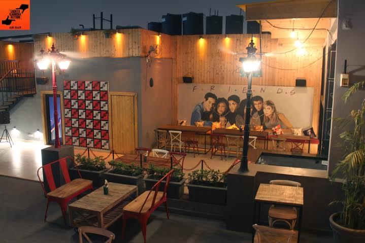 cool restaurants in west delhi