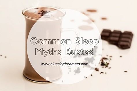 Common Sleep Myths Bsted