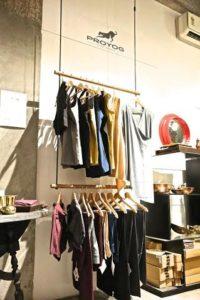Inside Green R Store
