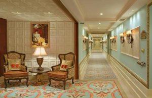 Lobby at Prive Collection Radisson Noida
