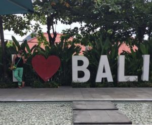 Bali as honeymoon destination